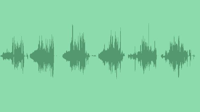 Glitch In: Sound Effects