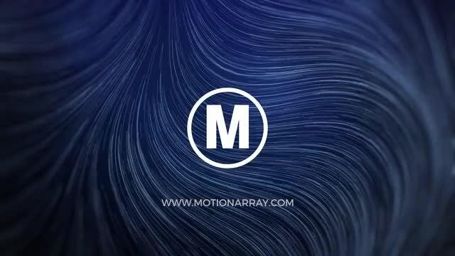 Elegant Lines Logo Reveal: Premiere Pro Templates
