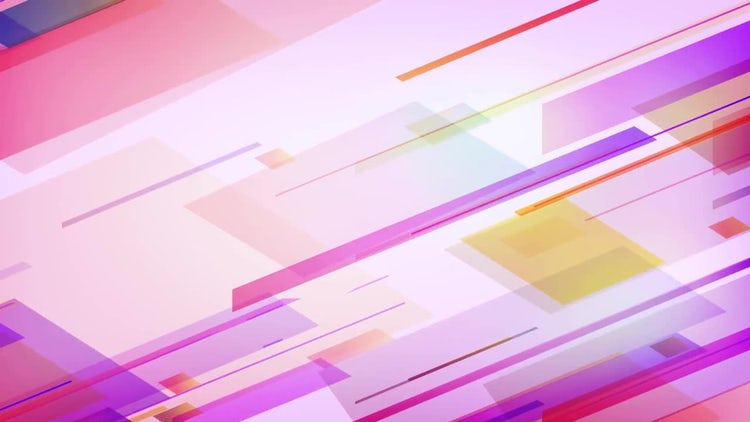 Colorful Slices 4K: Stock Motion Graphics