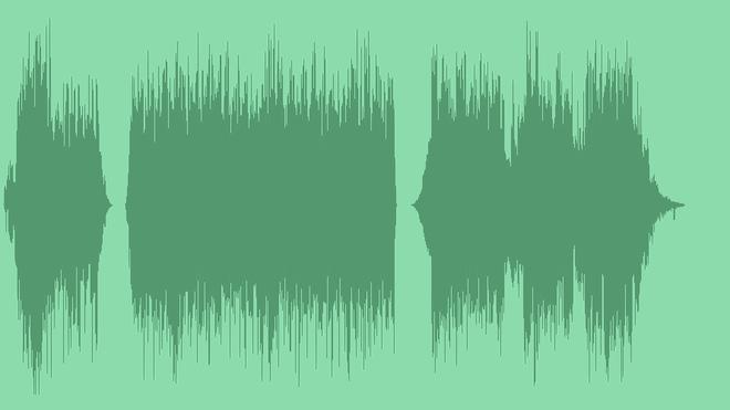 Industrial Glitch Logo: Sound Effects