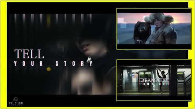 Epic Trailer Opener: Premiere Pro Templates