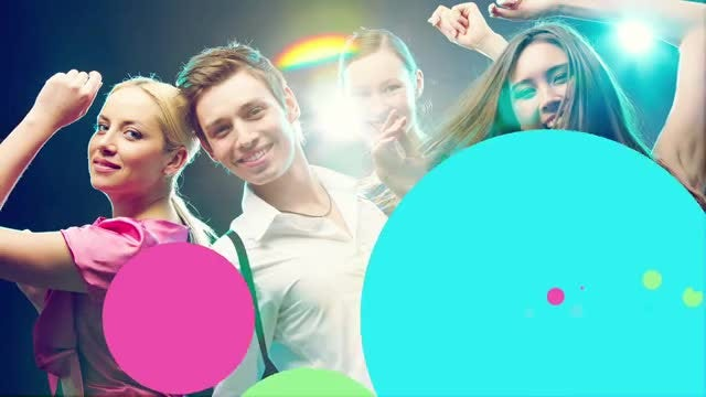 Color Sphere: After Effects Templates