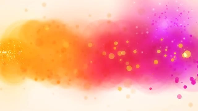 Abstract Vibrant Colors Background: Stock Motion Graphics