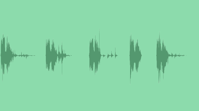 Fish Sound Pack 1: Sound Effects