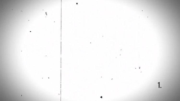 4K Film Grunge: Stock Motion Graphics