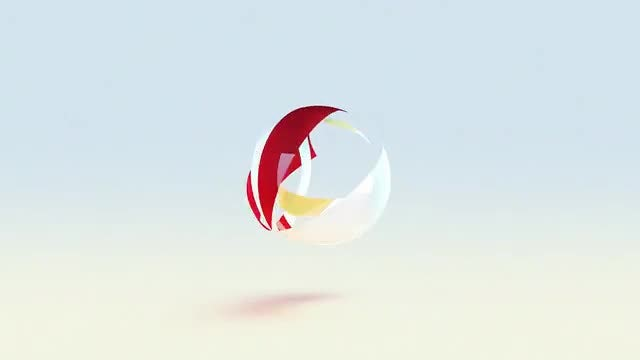 Sphere logo: After Effects Templates