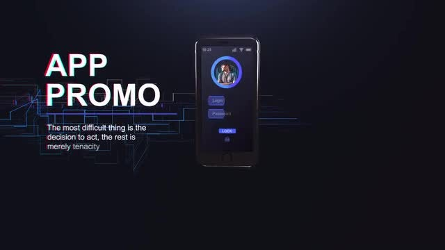 App Promo | Phone: After Effects Templates