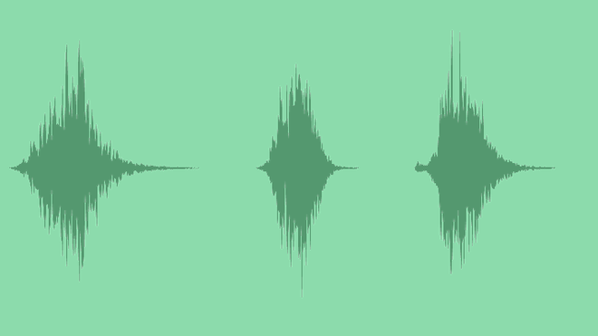 Transitions: Sound Effects