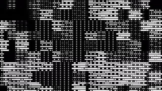 Binary Resolution: Stock Motion Graphics