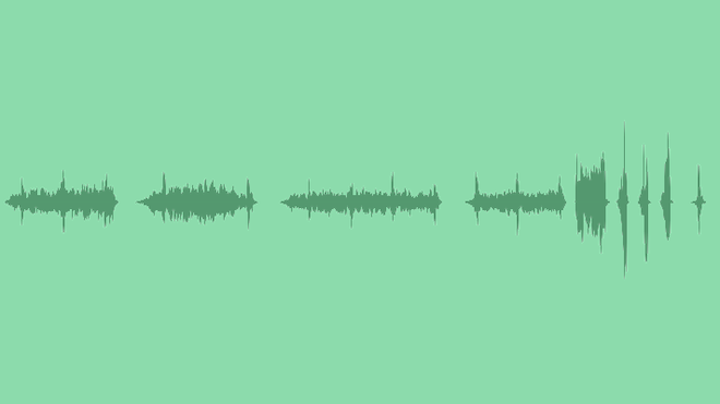 Suspense Strings Transition: Sound Effects