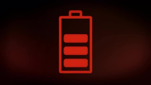 Battery Fully Loaded: Stock Motion Graphics
