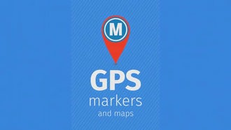 GPS Makers and Maps: After Effects Templates