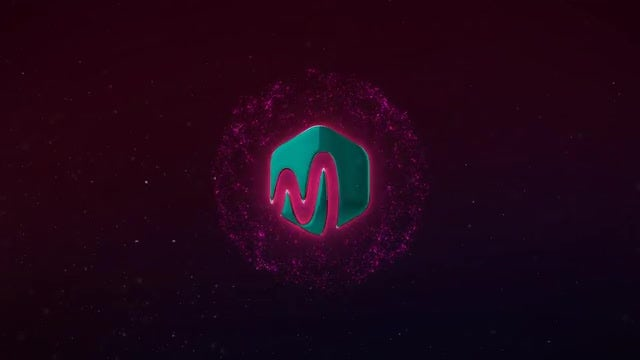 Metal Neon Logo: After Effects Templates