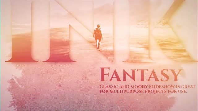 Ink Fantasy: After Effects Templates