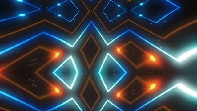 Club Magic VJ Loop: Stock Motion Graphics