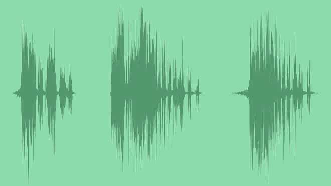 Glitch Logo: Sound Effects