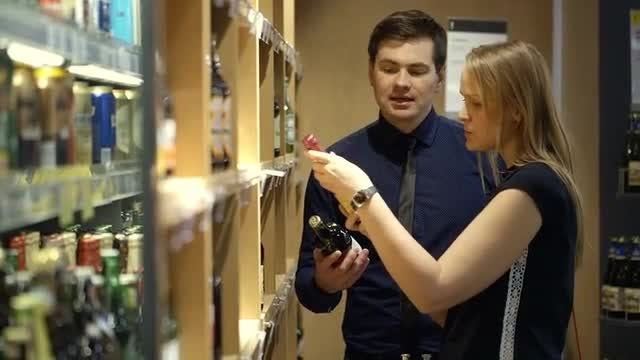 Wine For Thought: Stock Video