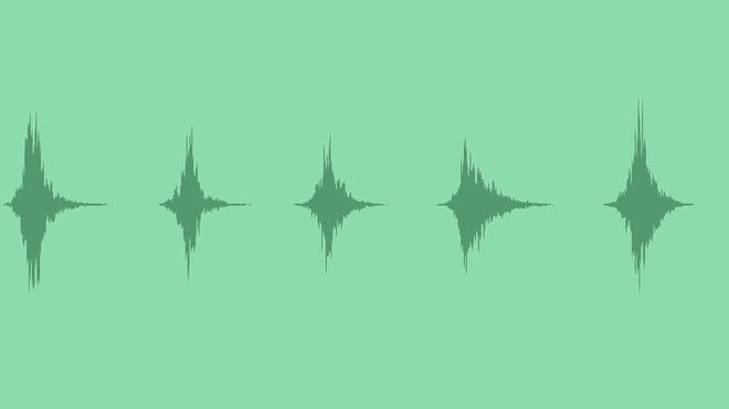 Transitions Unpanned: Sound Effects