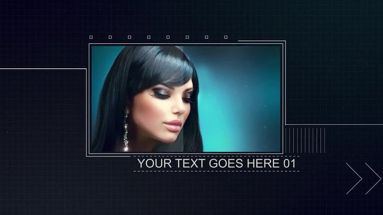 One Line: After Effects Templates