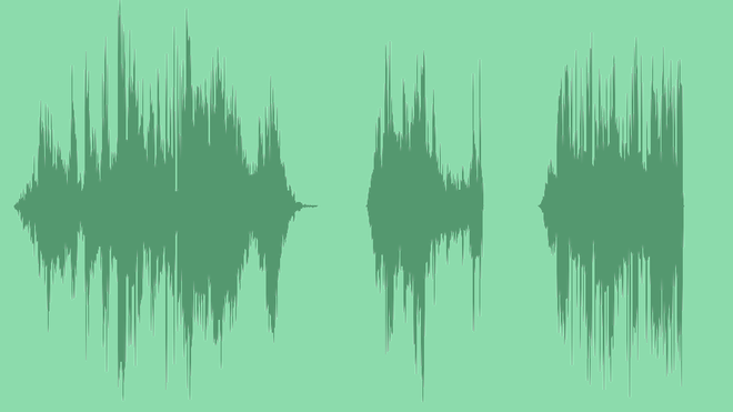 Glitch 3: Sound Effects