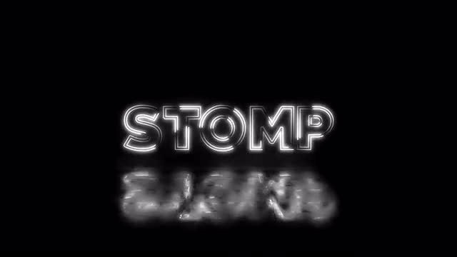 Neon Light Stomp Promo : After Effects Templates