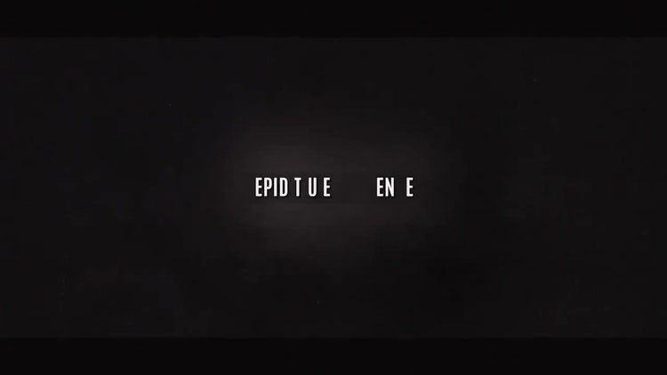 Glitch Title Sequence: After Effects Templates