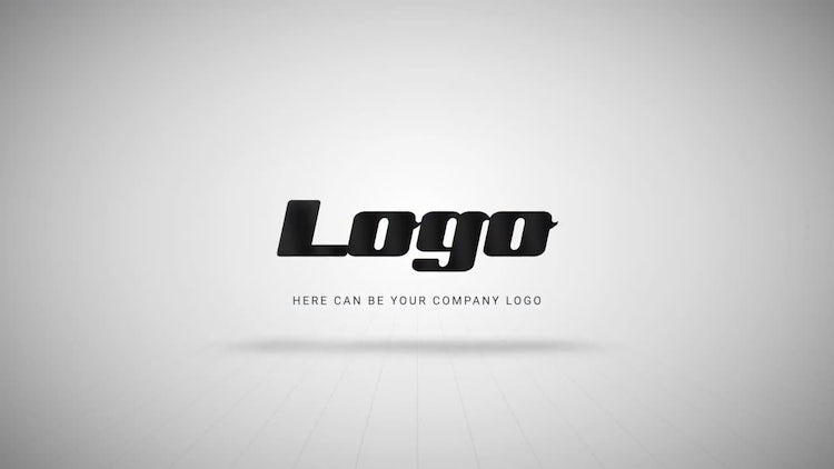 Search Clean Logo: After Effects Templates