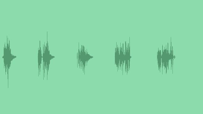 Hitek Computer Beepings: Sound Effects