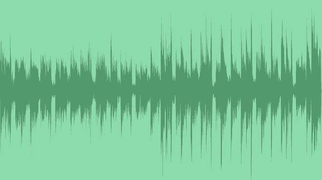 Bright Soft Rock Loop: Royalty Free Music