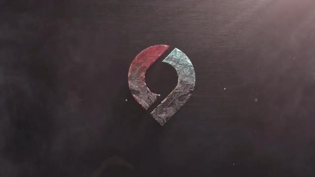 Frost Logo Reveal: After Effects Templates