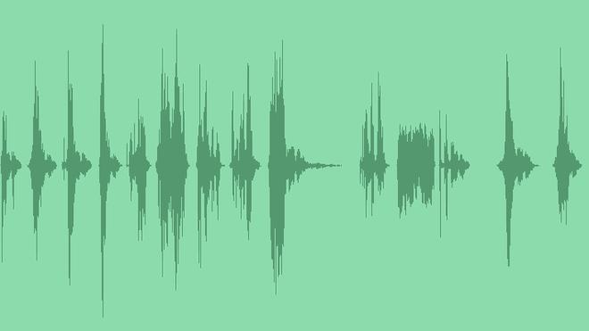 Futuristic HUD: Sound Effects