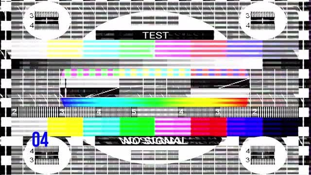 TV No-Signal Pack: Stock Motion Graphics