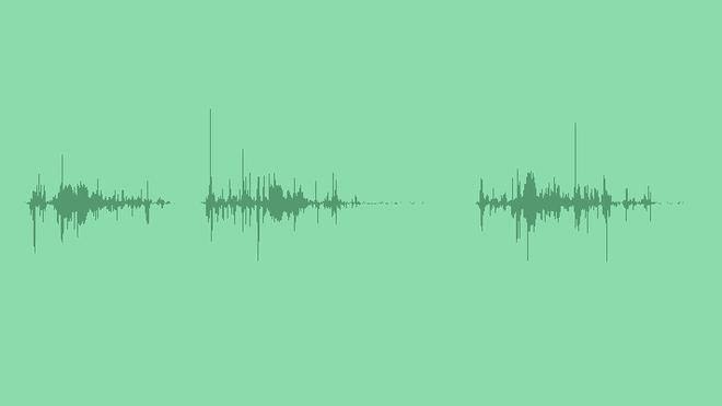 Pour A Cola: Sound Effects