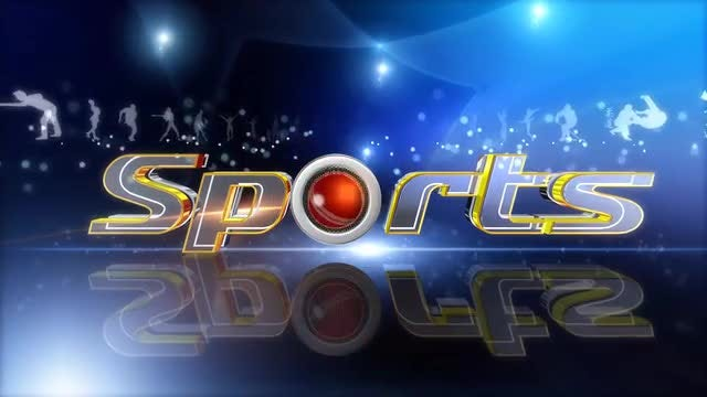 Sports Opener Looping Background: Stock Motion Graphics