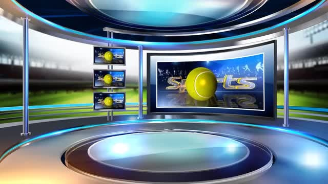 Virtual Sports Studio: Stock Motion Graphics