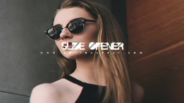 Slide Opener: After Effects Templates
