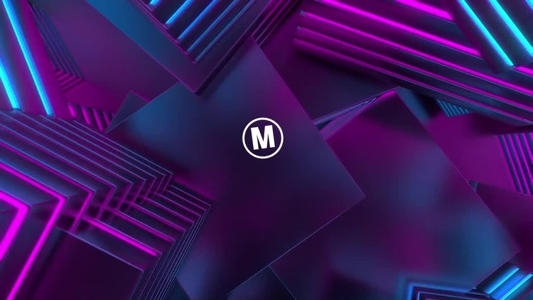 Neon City Logo: After Effects Templates