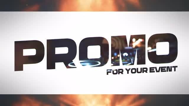 Event Promo Opener: Premiere Pro Templates