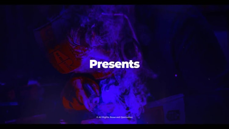 Hip-Hop Beat Intro: After Effects Templates