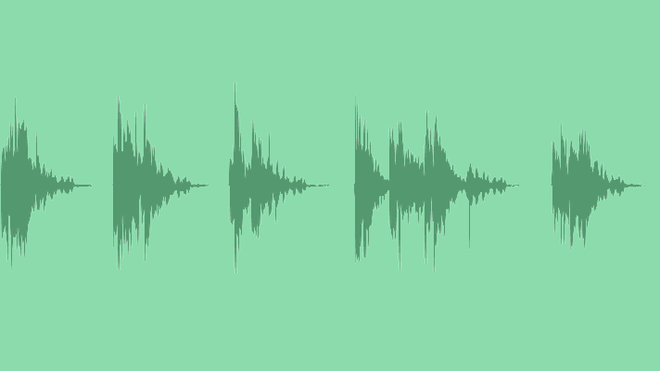 Digital Short Logo: Royalty Free Music