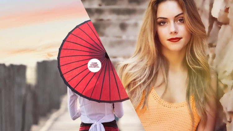 Opener/Slideshow: After Effects Templates