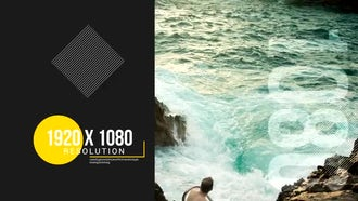 Tasteful Slideshow: After Effects Templates