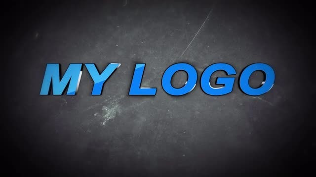 3D Logo: After Effects Templates