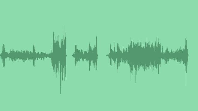 Pierced Ball: Sound Effects