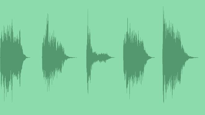 Tribal Warhorns: Sound Effects