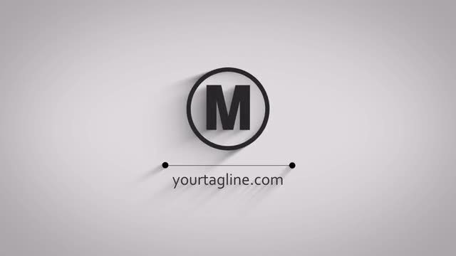 Photo Logo Reveal: After Effects Templates