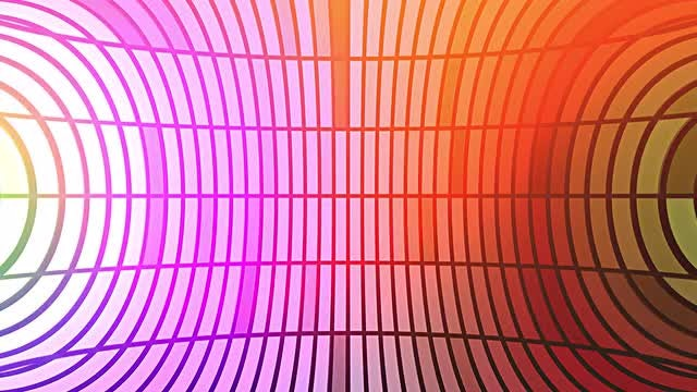 Pink And Orange Disco Background: Stock Motion Graphics