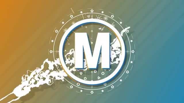 Shape Motion Logo 2: After Effects Templates