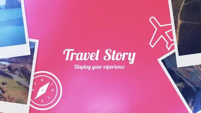 Travel Story: Premiere Pro Templates