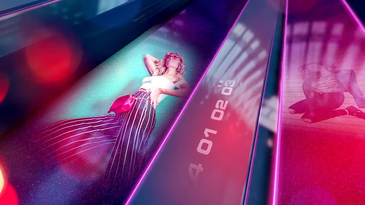 Fashion Intro - After Effects 88840